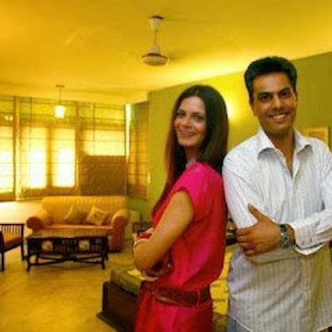 4BR  Luxury Modern Villa with Private Pool@ Siolim