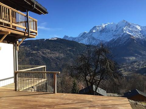 Appartement Terrasse du Mont Blanc