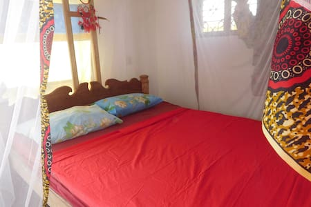 Double Room with ocean view - Kendwa