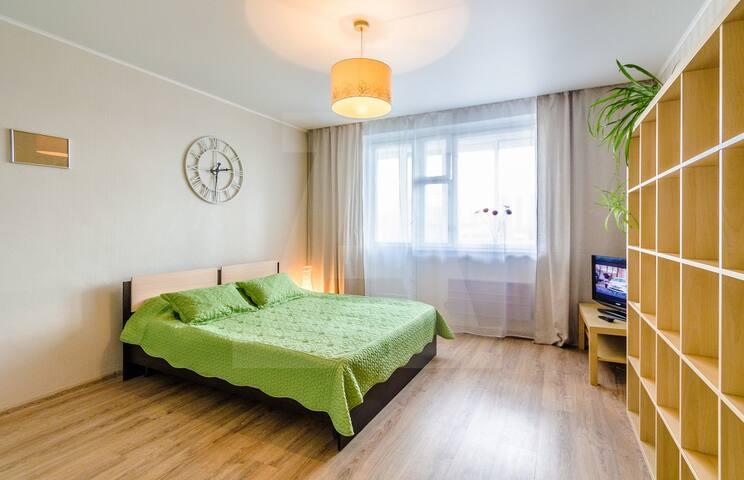 Квартира для ЧМ 2018.The apartments for WC 2018
