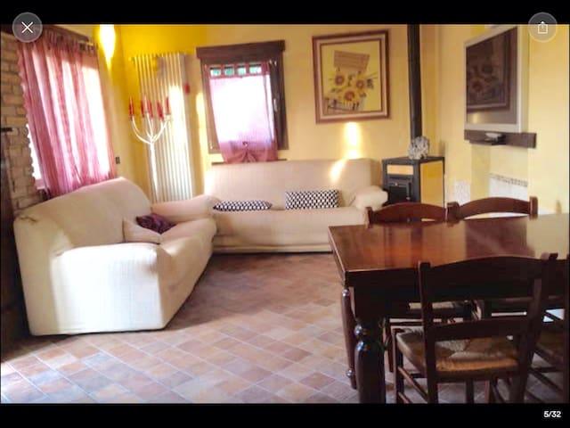 Ravenna cottage indipendente garden