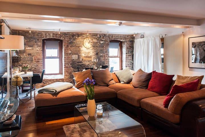 Drumcondra, Dublin- Lux Loft Aptmt - Dublin 3  - Appartement