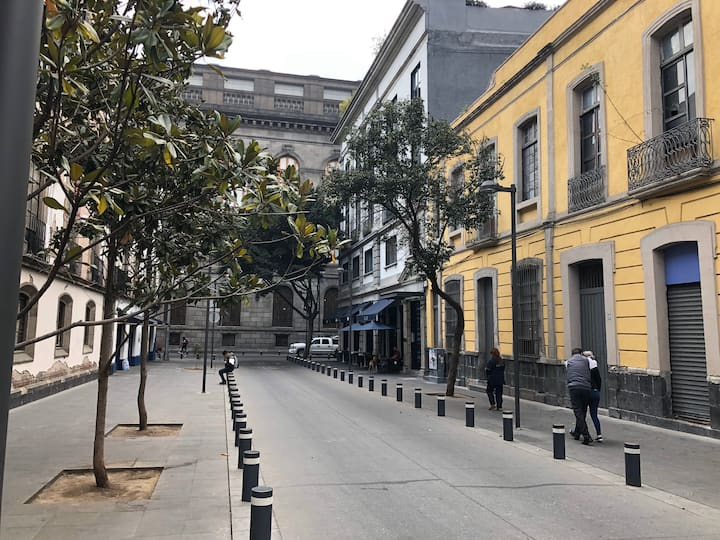 Estrene Espectacular, Historic Center Mexico City