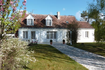 La Chambre Bleue du Haut Munat - Villandry - Bed & Breakfast