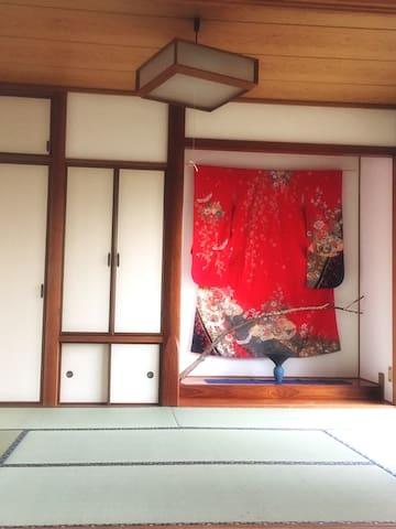 1.BigGroupOK!한국어OK!유후인90분/하카타75분소요 - Tagawa District - House