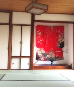 1.BigGroupOK!한국어OK!유후인90분/하카타75분소요 - Tagawa District - Rumah
