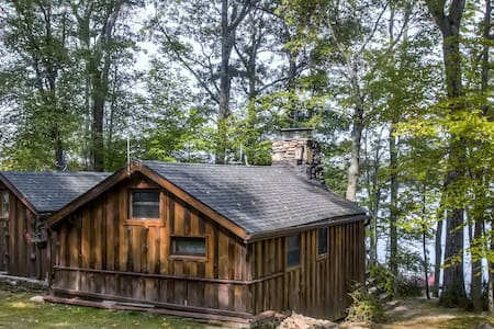 Lakefront 3BR Catskills Cabin - Wurtsboro - Kabin