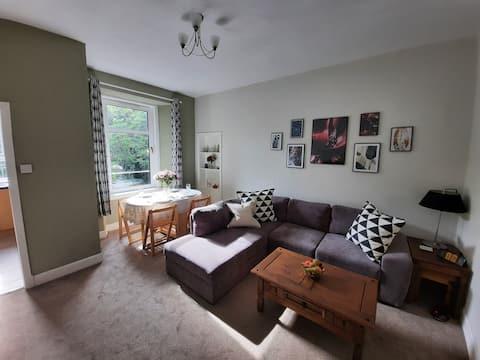 Cozy quiet flat near city centre