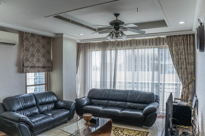 2BR Apartment In The Heart of Kuningan, Jakarta.