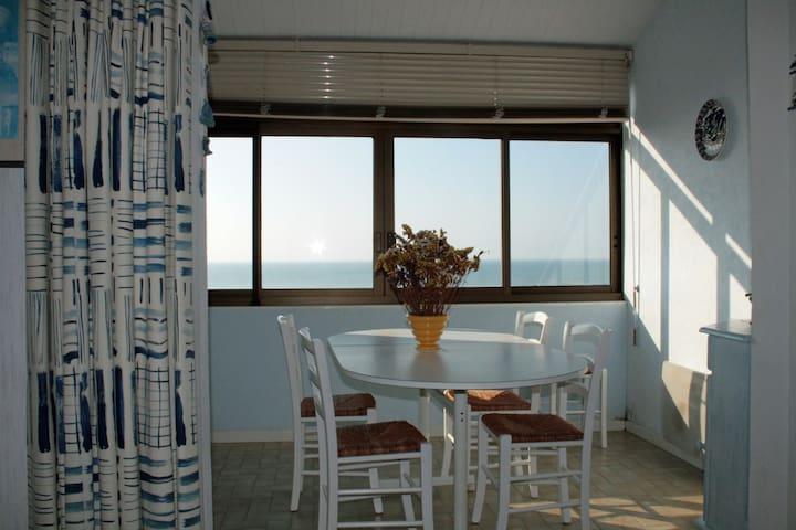 VUE PLEINE MER  35 M2 1 PIÈCES – 2 COUCH - La Tranche-sur-Mer - Apartment