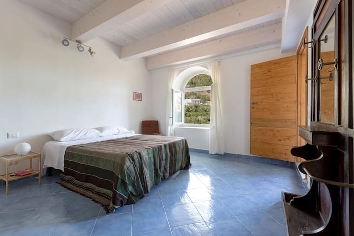 Masseria Sardo, corner of paradise - Blue room