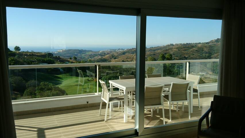 Brand new Duplex Penthouse La Cala Golf resort.