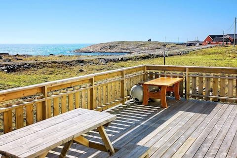 8 person holiday home in Sætervik