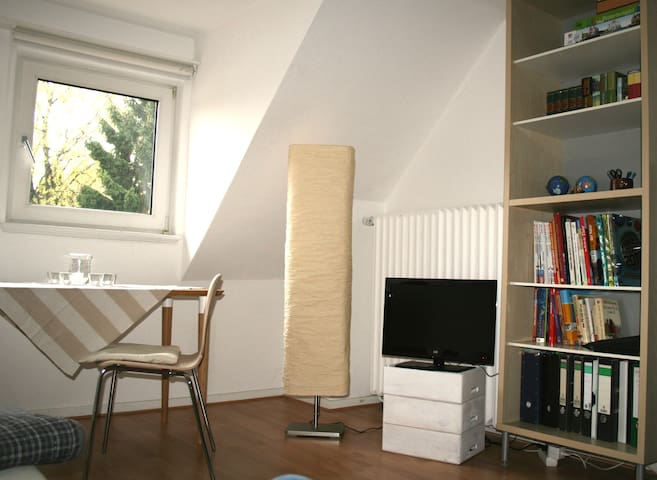 Cosy and quiet flat close to city of Bremen - Bremen - Huoneisto