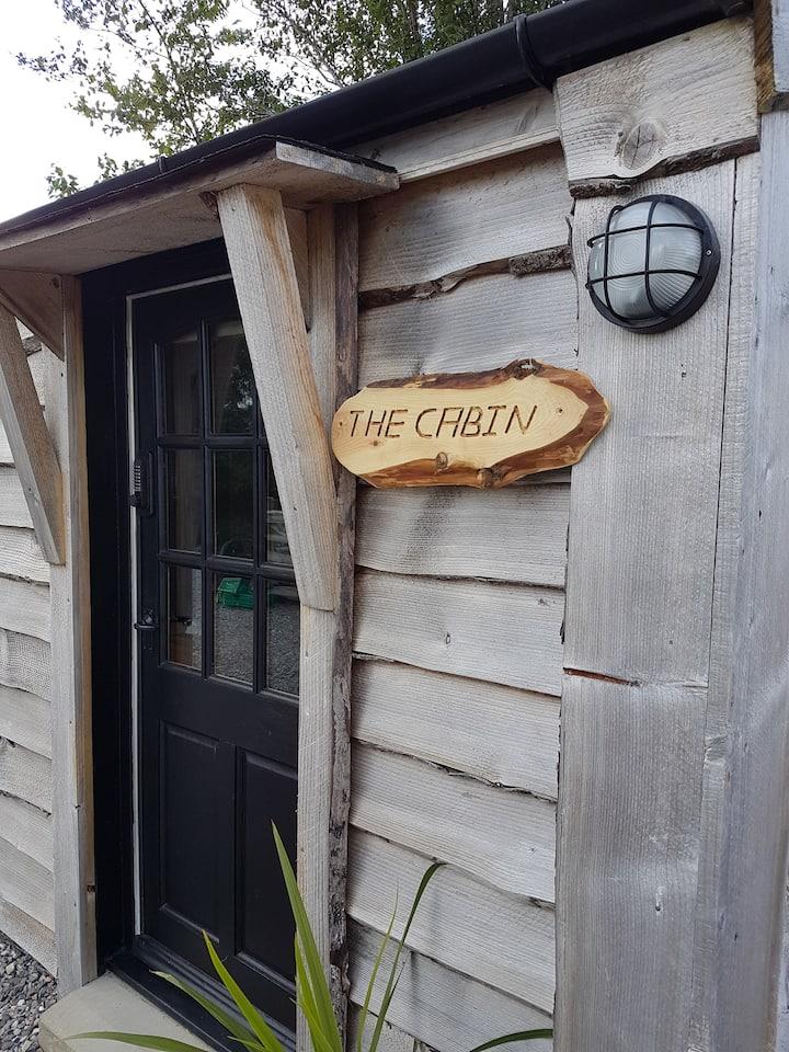 Self Catering Studio Cabin