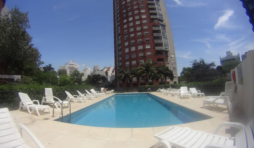 Great view and best place in Boedo - Buenos Aires - Appartement