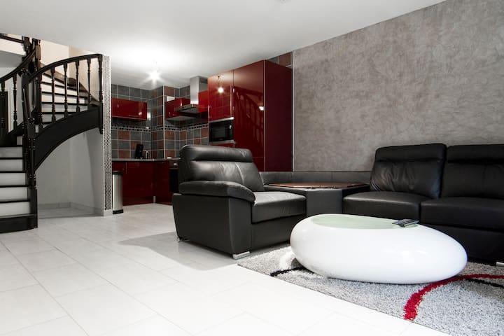 Maison proche Salons (Villepinte/Bourget) + Roissy - Sevran - Casa