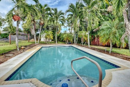 Your private oasis awaits!!!!