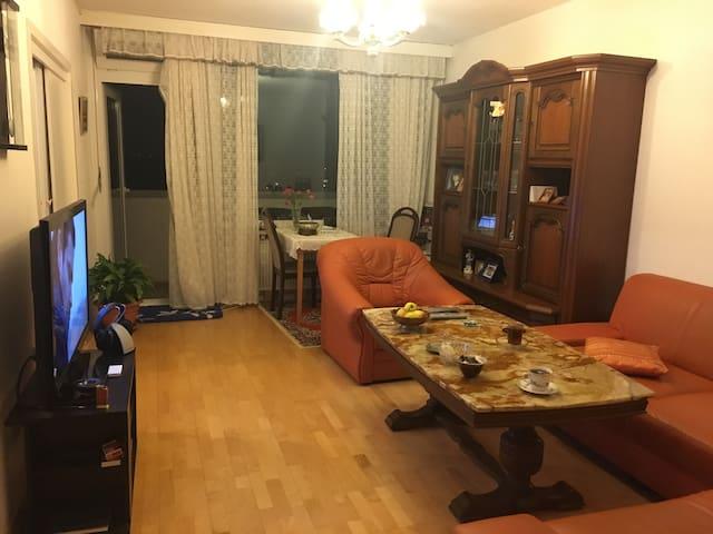 Zentral aber ruhig, Nähe U1 HH Nord - Norderstedt - Apto. en complejo residencial