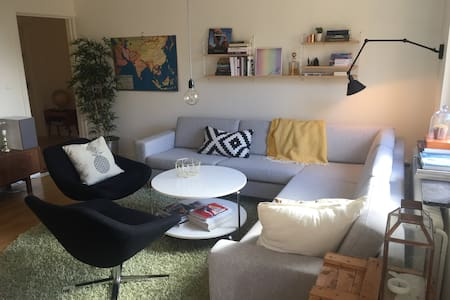 Cozy & stylish apartment, hip & central location! - Göteborg