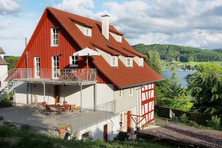 Charming country house at the Lake Constance - Öhningen