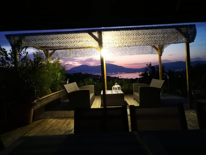 Cyrnimmo, Villa vue mer 5 minutes des plages