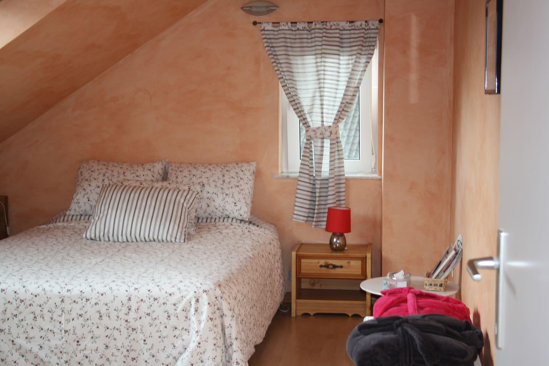 Notre chambre pour vous accueillir!