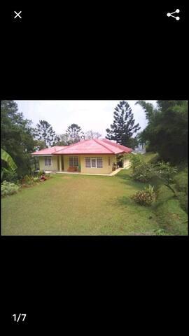 Villa Kutilang Puncak with Mountain View