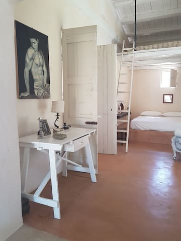 """""""Lucia"""" bedroom in beautiful country house Otranto"""