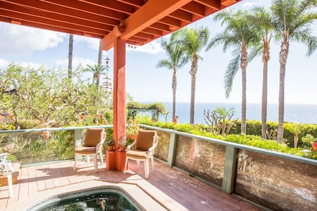 Tranquil Garden Suite-Ocean Views - Malibu - Bed & Breakfast