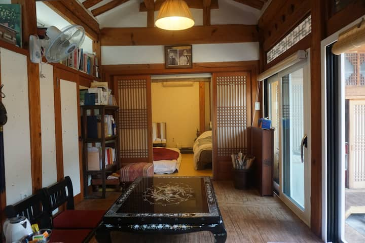 Eugene House4-1/Traditional Hanok4Family 中/한/E/日