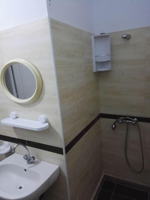 toilette+douche