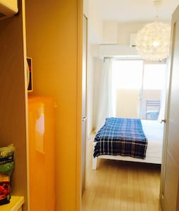 心斎橋!Shinsaibashi 3min walk! 道頓堀6分钟 - Wohnung