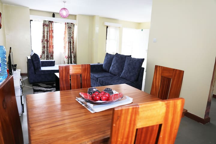 Ramon Cozy Maisonette,Nyayo Est, Near JKIA Airport