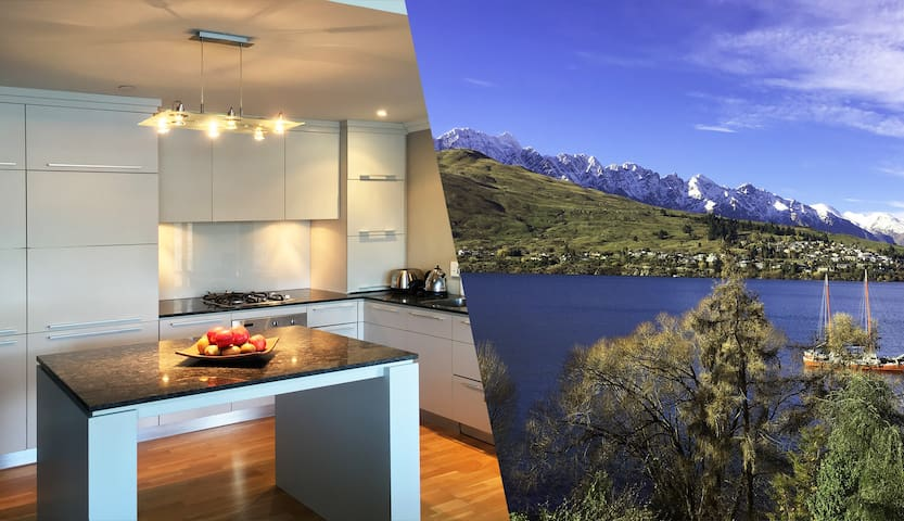 Stunning View and Luxury Living! - 2 Bdr Apartment - Queenstown - Apartment