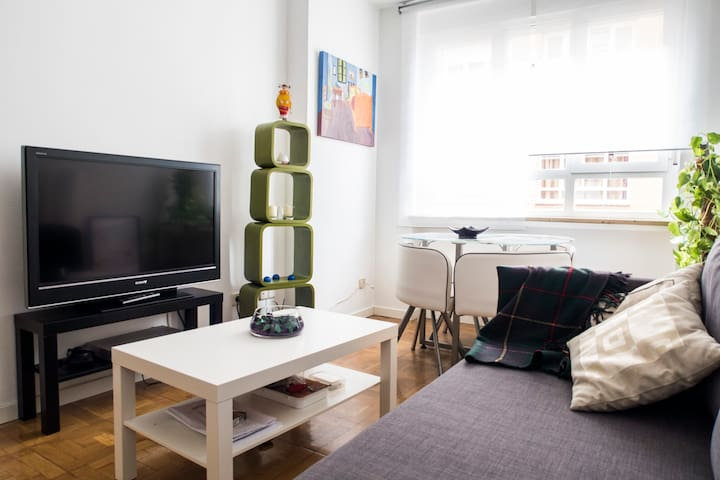 New Sunny apartment well located! - Madrid - Appartement