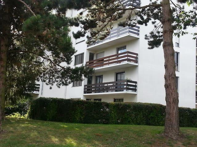 appartement calme et chaleureux - Amiens - Apartament