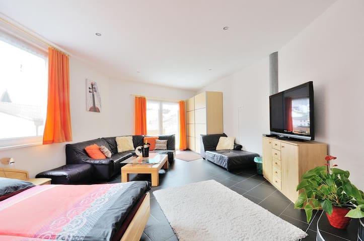 Appartement Alpenrose - Brand bei Bludenz - อพาร์ทเมนท์