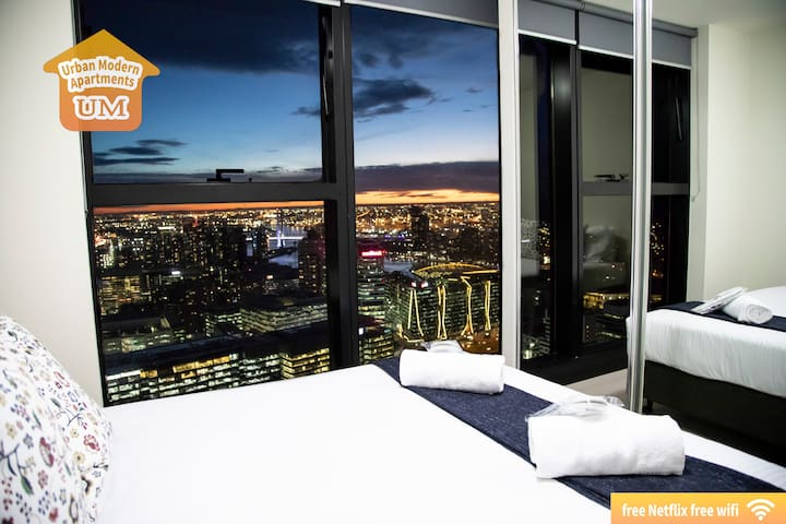 Urban Modern Apartments @2 bedrooms 2 bathrooms