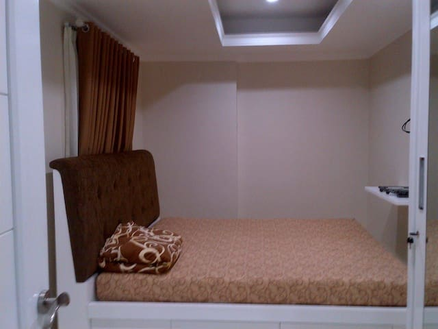 Apartement with good facility at central jakarta
