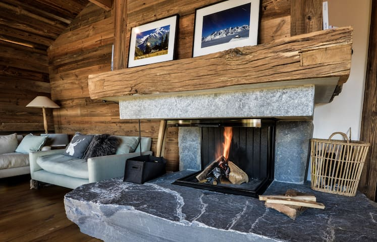 Simple Luxury Chalet, Verbier