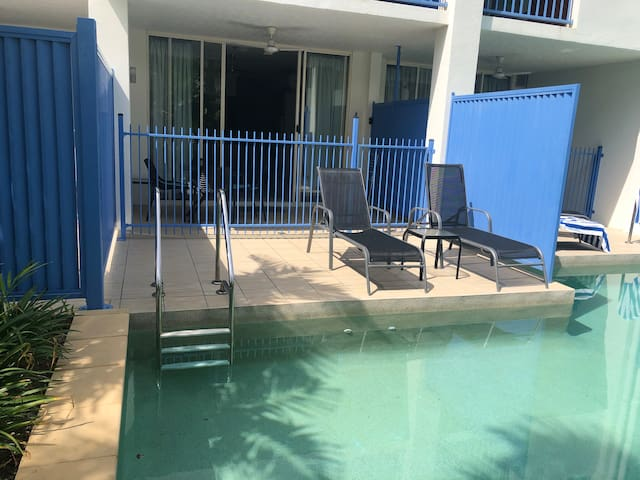 Lagoons Swim out 2 bedroom apartment