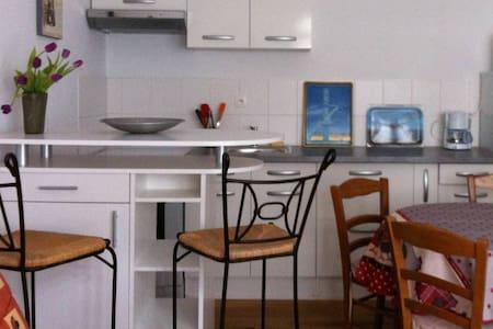 Appartement à 150m de la plage avec jardinet - Merlimont - 公寓