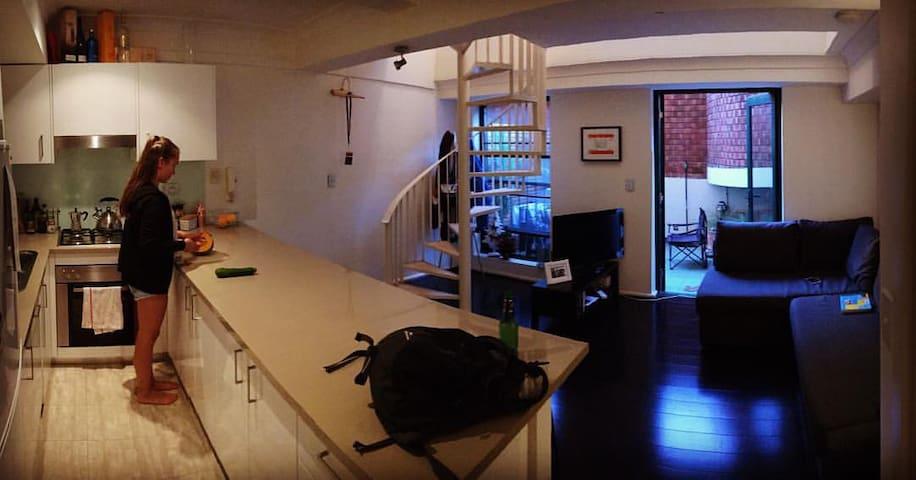 Gorgeous home available 18/3 - 25/3 - Wollstonecraft - Apartmen