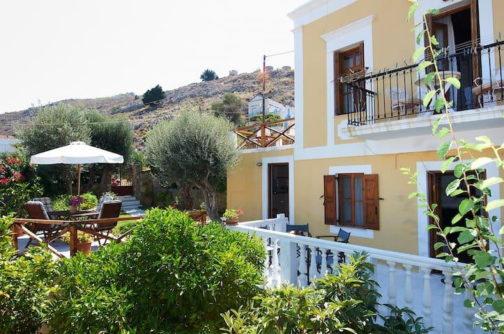 Fotini's Cottage - Ano Symi - Apartment