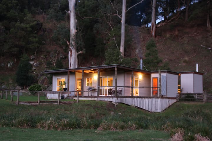 Aire River Escape 'Back to Nature' - Hordern Vale - Cabaña