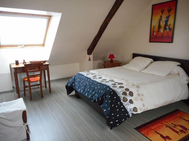 agréable duplex au coeur du Limousin - Objat - Apartemen