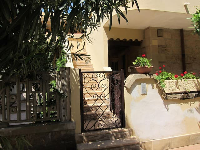 Holiday apartment with balcony, ideal solution for a pleasant summer vacation for families with children