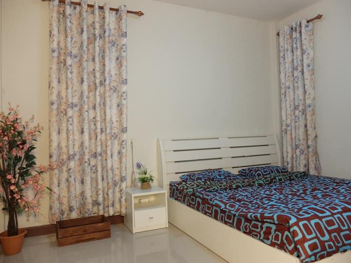 AlwayCome@Ayutthaya อยุธยา Clean room Hostel.