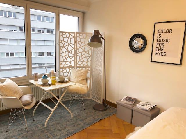 Lovely 1Bedroom - Champel